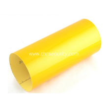 Yellow pvc engineering grade reflective sheeting