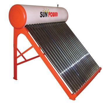 Chauffe-eau solaire à tube à vide