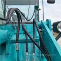 2 Ton Shovel Small Wheel Loader