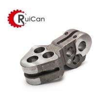 die Bronze-CNC-Bearbeitung Maschinen Produkte