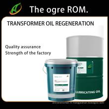 Huile de transformateur d'huile de régénération