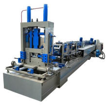 SX U/C/Z shapes steel purlin machine CZ steel channel building machine light steel-frame structure forming machine