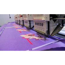 12 agujas máquina de bordado computarizado
