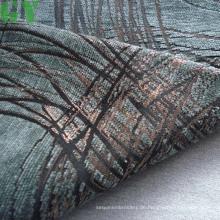 Chenille Sofa/Vorhang/Polstern Jacquardstoff (G44-126)