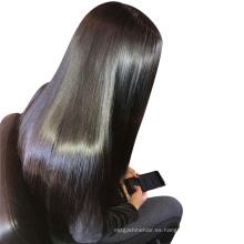 Vendedores / paquetes peruanos virginales al por mayor del pelo, armadura peruana del pelo humano del remy, pelo humano de la extensión del pelo virginal del peruano