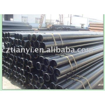 ASTM Tubo de aço carbono soldado
