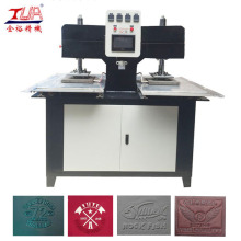PLC Control System Fabric Label Embossing Equipment
