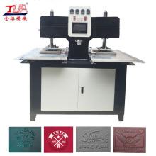 Équipement de gaufrage d'étiquette de tissu de système de contrôle de PLC