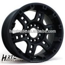 HRTC Alloy material de alumínio 4x4 rodas de rodas suv