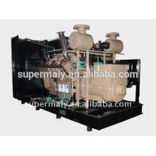 Générateur de gaz naturel de 400kVA par un moteur célèbre