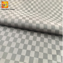 shaoxing fancy polyester fabric for tablecloth
