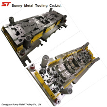 Estampagem a frio Metal Part Punching Die Tooling Mold-CS007 (2)