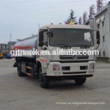 Camión del tanque de combustible de 3-15CBM 4X2 Dongfeng / camión del aceite de Dongfeng / camión de combustible de Dongfeng / camión del tanque de aceite de Dongfeng / camión del tanque líquido de Dongfeng