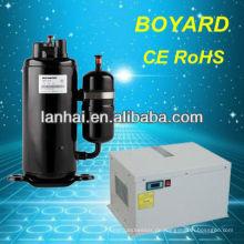 R22 hermetisch rotary 220volts 50 / 60Hz kompressor für klimaanlage trocknerentfeuchter kompressor