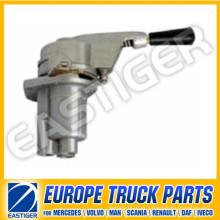 Peças sobressalentes pesados para Válvula de travão manual Scania (400555)