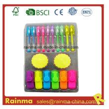 Набор канцелярских принадлежностей с мини-ручкой