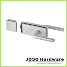 Stainless Steel Swing Door Glass Handle Door Lock (GDL019B-2)