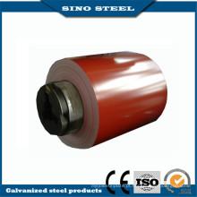 Cor RAL alta qualidade Prepainted bobina de aço galvanizada (PPGI)