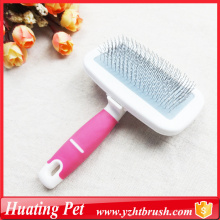 Disposable puppy pink brush