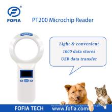 Считыватель микрочипов для животных ICAR Rfid 134,2 кГц на большом расстоянии