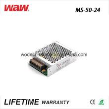 Мс-50 ИИП 50Вт 24В 2А объявление/постоянного тока светодиодный драйвер