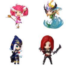 Hochwertige maßgeschneiderte Pokemon PVC Action Figure Puppe Kinder Spielzeug