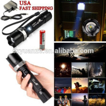 china alibaba led torch flashlight, led flashlight, led rechargeable flashlight