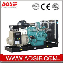 AOSIF 400kw/500kva Electric Generator, Portable Generator Set With Diesel Engine
