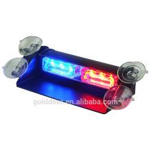 Deck/Dash &Window Mount Emergency Light Police Visor Led Strobe Lights(SL331-SV)