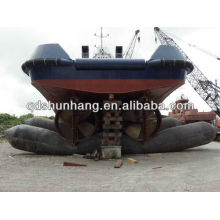 8 layers 1.5mX15m barge and tug launching airbag