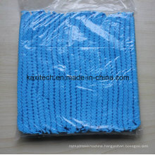 Hospital Use Nice Quality Nonwoven Material Disposable Bouffant Cap