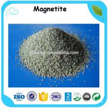 Mineral de hierro - Fe 60% a 63% - Magnetita