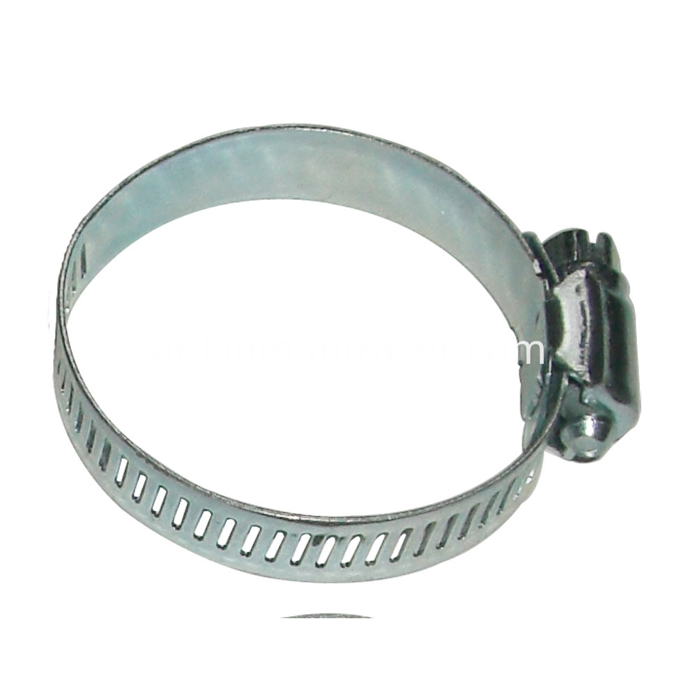 Hose Clamp Galvanized