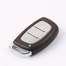 Made in China   car remote key  car blank key  3 button with 46 433MHZ  YS100149