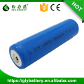 Best price icr18650 rechargeable batteries 3.7v 2800mah