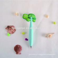 Мягкие ПВХ мультфильм магнитные шариковая ручка для подарка