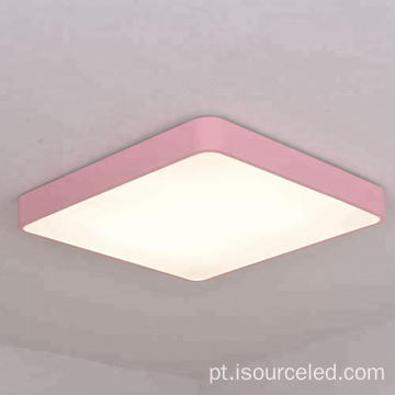 pop plana led luz de teto home depot 15w-35w