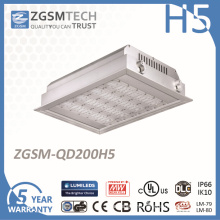 LED High Efficiency Gas Station Light Warehouse Shopping Mall Office Indoor Lighting