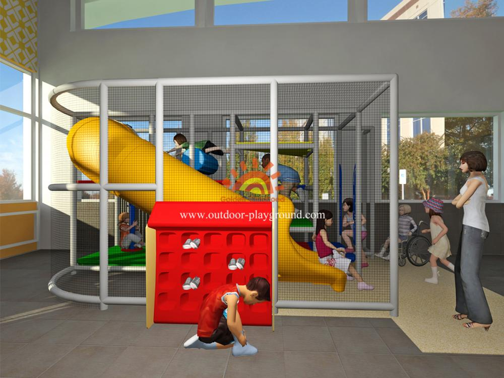 Small Play Structure For Children