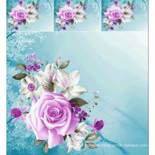 polyester/cotton fabric for bedding sets,2015 new design