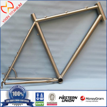 Titanium legering Mountain Bike Frame-Yixin