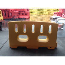 PE Materials Top Quality Water Filled Barrier