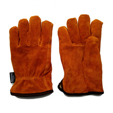 Leather Drivers Driving Gloves with Thinsulate Full Lining