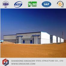 Light Steel Structure Storage Warehouse