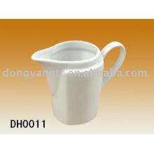 Fábrica direto por atacado chaleira de leite cerâmico, jarro de cerâmica, jarro de água, chaleira de água