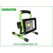 Luz de inundação recarregável portátil impermeável do diodo emissor de luz 30hr