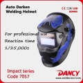 Auto Dimming tig welding equipment welding mask Welding Helmet code.7057