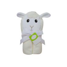 hooded towel for kids mini bathrobe baby