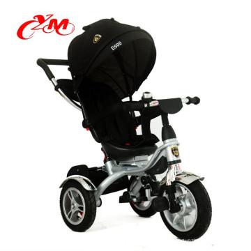 0-6 anos de idade brinquedos de baixo preço do bebê triciclo crianças de bicicleta de três rodas / certificado do CE 3 roda de bebê esporte trike a partir de 6 meses