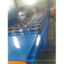 Máquina formadora de rollos